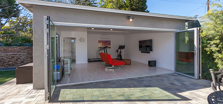 Looking For Extra E At Home Consider An Extension Mwb. Garage Conversion  Ideas ...